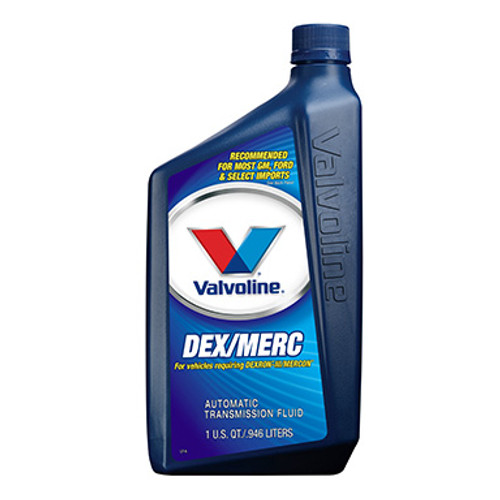 Valvoline VV353 Dex/Merc Automatic Transmission Fluid Quart