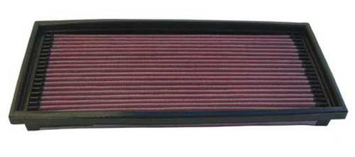 K&N Filters 33-2014 Air Filter Fits 85-89 Corvette