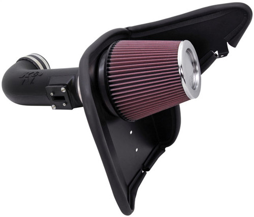 K&N Filters 63-3074 63 Series Aircharger Kit Fits 10-15 Camaro