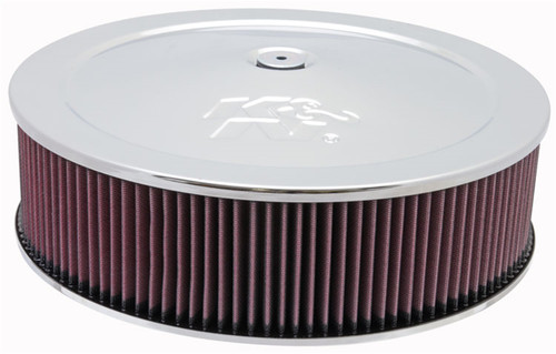 K&N Filters 60-1260 Custom Air Cleaner Assembly