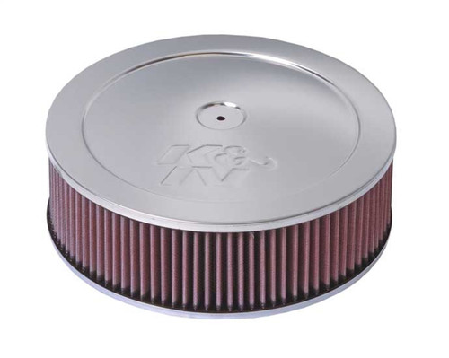 K&N Filters 60-1180 Custom Air Cleaner Assembly
