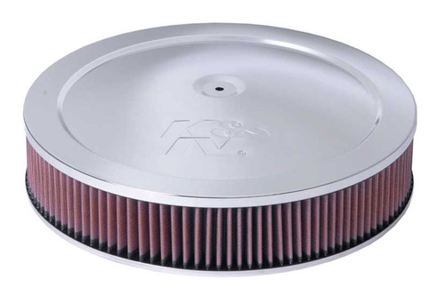 K&N Filters 60-1264 Custom Air Cleaner Assembly