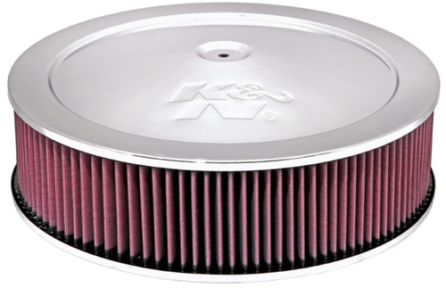 K&N Filters 60-1290 Custom Air Cleaner Assembly