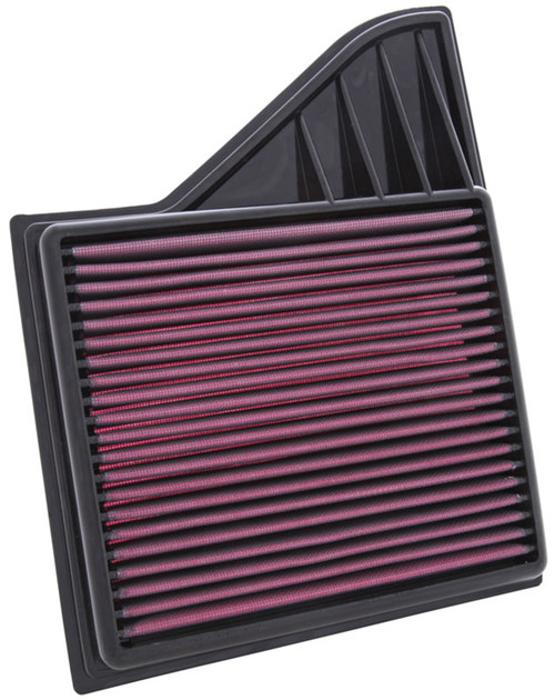 K&N Filters 33-2431 Air Filter Fits 10-14 Mustang