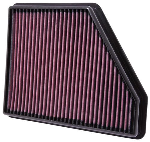 K&N Filters 33-2434 Air Filter Fits 10-15 Camaro
