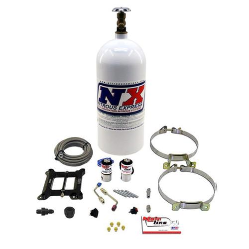 Nitrous Express ML1000 MainLine Carbureted System