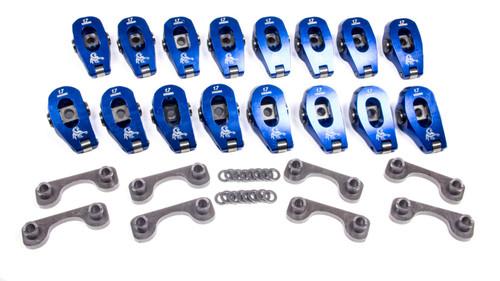 Scorpion 1062 Roller Rocker Arms GM LS Engines LS3/L92 Heads 1.7 Ratio Set of 16