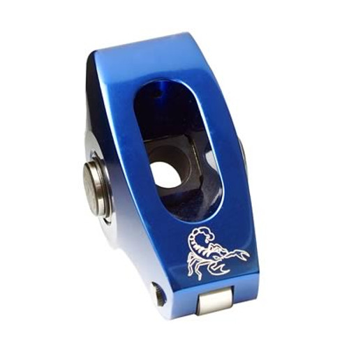 "Scorpion 1014 Race Series Roller Rocker Arms BBC 7/16"" Stud 1.7 Ratio Set of 16"