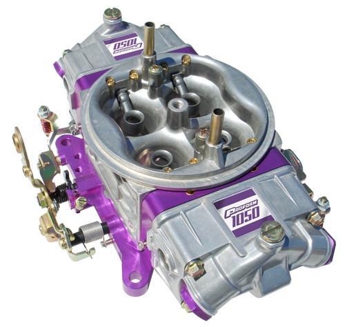 Proform 67209 Race Series 1050 CFM Mechanical Secondary Carburetor - Aluminum