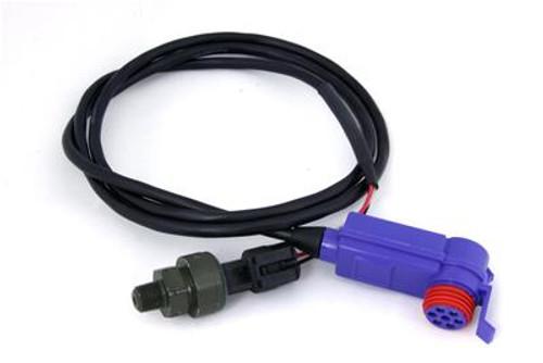 Racepak 220-VP-PT-PP150 Fuel Pressure Sensor 0-150 psi For V-Net Data Loggers