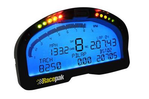 Racepak 250-DS-IQ3 - IQ3 Dash Display for Racepak V-Net Data Loggers 28 Inputs