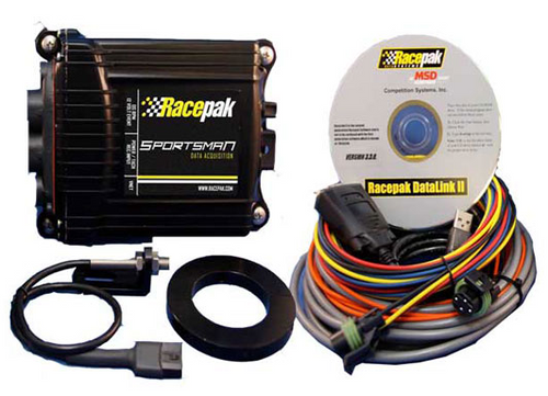 Racepak 610-KT-SPRTMN Sportsman Data Logger Full System 21 Channel