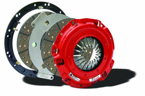 McLeod 6912-07 RST Street Twin Disc Clutch - GM LS Engines 26 Spline - 800HP