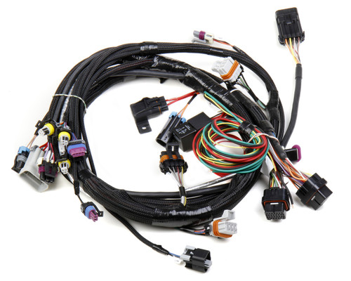 Holley Performance 558-102 Fuel Injection Wire Harness