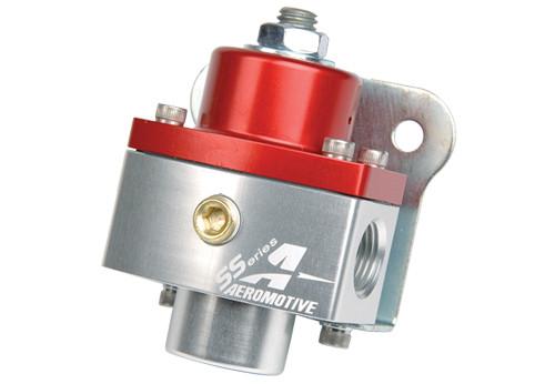 Aeromotive 13205 Compact Billet Adjustable Carbureted Fuel Pressure Regulator