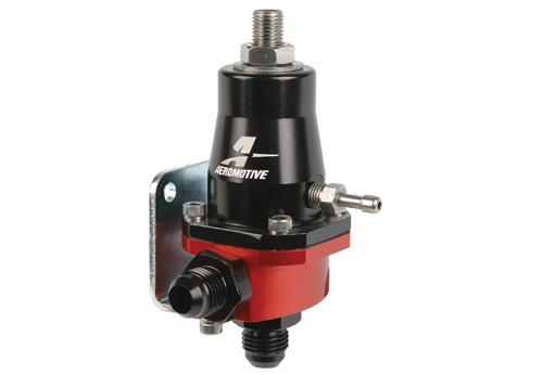 Aeromotive 13105 Compact EFI Fuel Pressure Regulator 30-70psi - 6AN Inlet/Outlet