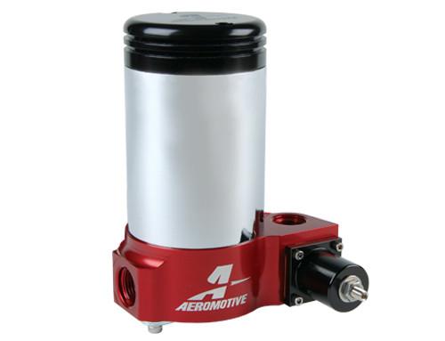 Aeromotive 11202 A2000 Carbureted Electric External Fuel Pump - 350gph w/Bypass