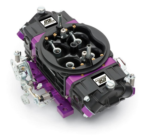 Proform 67304 Black Race Series 950 CFM Mechanical Secondary Carburetor Aluminum