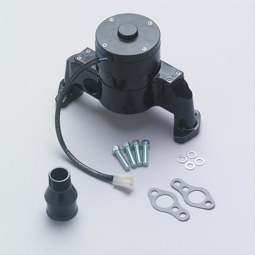 Proform 66225BK Aluminum Electric Water Pump - Small Block Chevy - Black 35 GPM