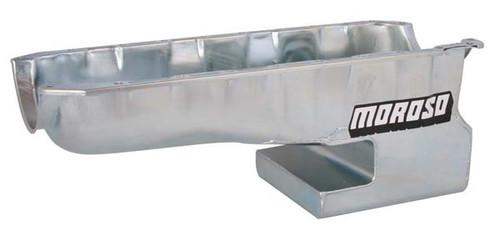 Moroso 20431 Street/Strip Oil Pan - Big Block Chevy - 7 Quart - Nova/55-57 Chevy