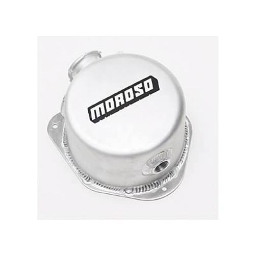 Moroso 63650 Coolant System Expansion Tank - Universal - 1 Quart - Aluminum