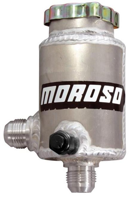 Moroso 85471 Vacuum Pump System Air-Oil Separator/Fill Tank - 12AN Fittings