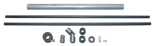 Competition Engineering C5074 Universal Drag Race Steering Column Kit - Weld-Up