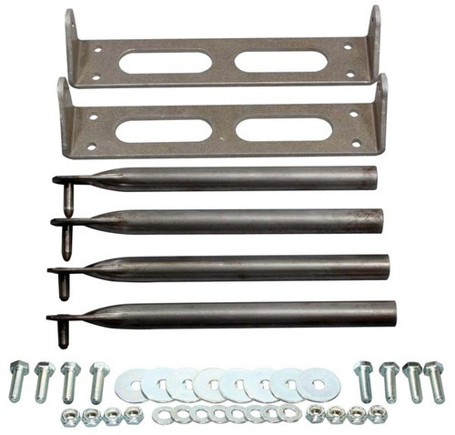 Competition Engineering C4930 Universal Door Hinge Kit - For Fiberglass Doors