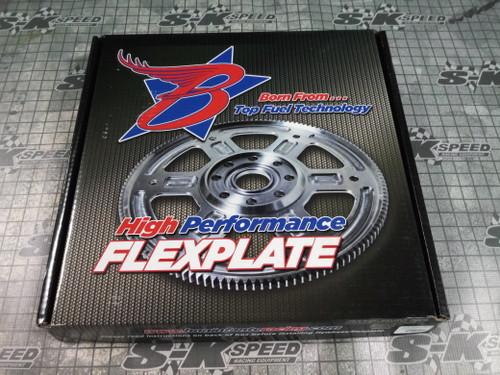 Boninfante 047-0213-01 Superflex Billet Chevy 168 Tooth Zero Balance Flexplate