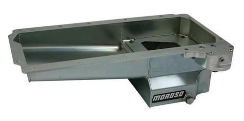 Moroso 20143 Street/Strip Oil Pan - LS Engines - GM A/F/X/G Body & Corvette/
