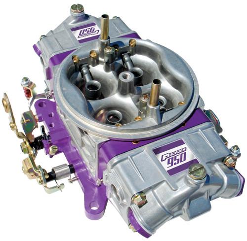 Proform 67202 Race Series 950 CFM Mechanical Secondary Carburetor - Aluminum