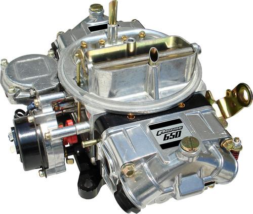 Proform 67207 Street Series 650 CFM Vacuum Secondary Carburetor - Aluminum