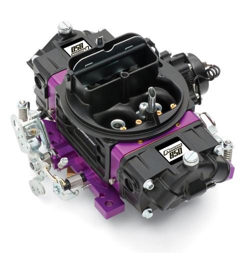 Proform 67314 Black Street Series 850 CFM Mechanical Secondary Carb Aluminum