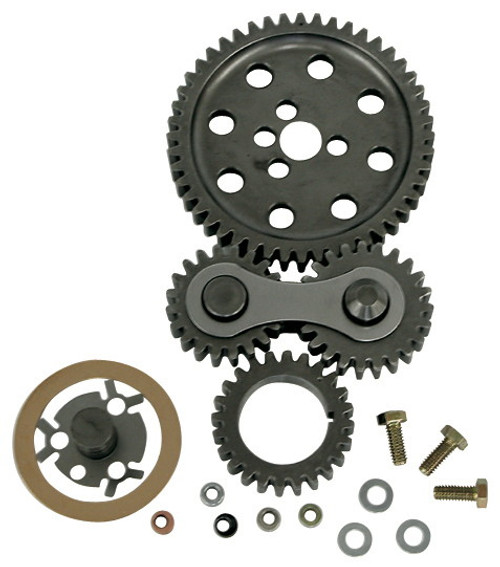 Proform 66917C Timing Gear Cam Drive Set - 55-86 Small Block Chevy - Noisy