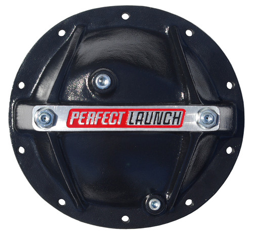 "Proform 66668 Perfect Launch Aluminum Rear End Cover Chevy 8.2/8.5"" Girdle Black"