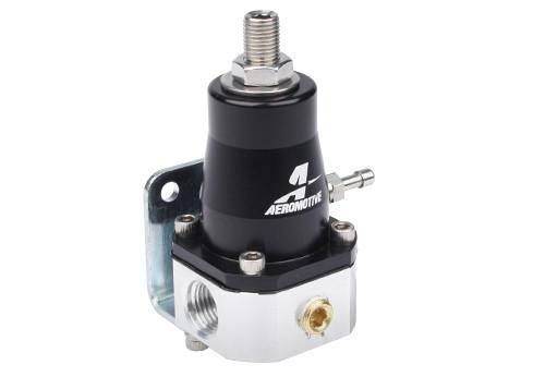 Aeromotive 13129 EFI Bypass Fuel Pressure Regulator 30-70psi 6AN ORB Ports