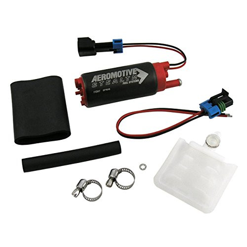 Aeromotive 11541 340 LPH Stealth In-Tank Electric Fuel Pump E85/Gas Offset Inlet