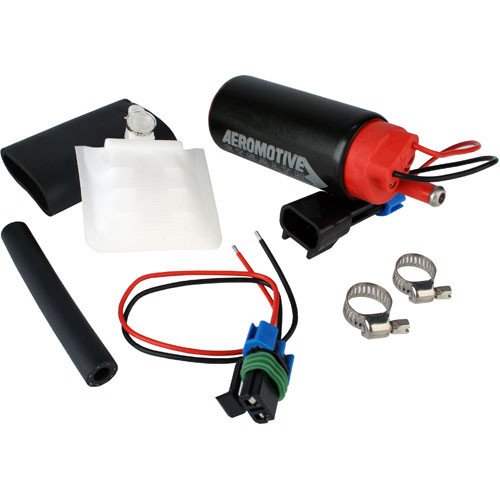 Aeromotive 11542 340 LPH Stealth In-Tank Electric Fuel Pump E85/Gas Offset Inlet