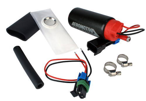 Aeromotive 11569 340 LPH Stealth In-Tank Electric Fuel Pump E85/Gas GM/Chevy