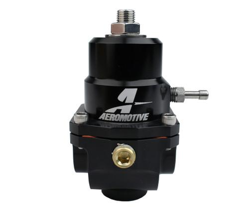 Aeromotive 13305 X1 Adjustable EFI Bypass Fuel Pressure Regulator 35-75 psi