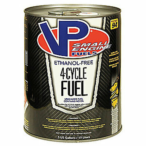 VP Fuels SEF94 SEF 94 Small Engine Fuel Ethanol Free 94 Octane - 5 Gallon Pail