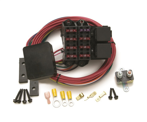 Painless Wiring 70217 7-Circuit Weather Resistant Fuse Block