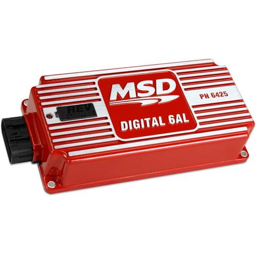 MSD Ignition 6425 Digital-6AL Ignition Controller