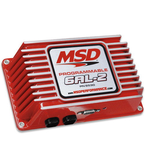 MSD Ignition 6530 6AL Programmable Ignition Controller