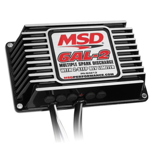 MSD Ignition 64213 6AL-2 Series Multiple Spark Ignition Controller