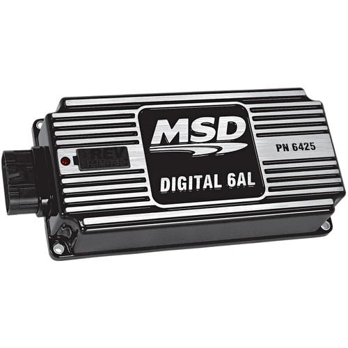 MSD Ignition 64253 Digital-6AL Ignition Controller
