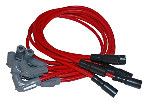 MSD Ignition 32179 Custom Spark Plug Wire Set Fits 92-96 Corvette
