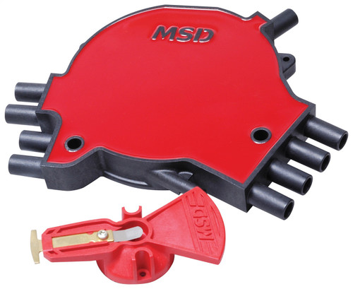 MSD Ignition 84811 Distributor Cap And Rotor Kit