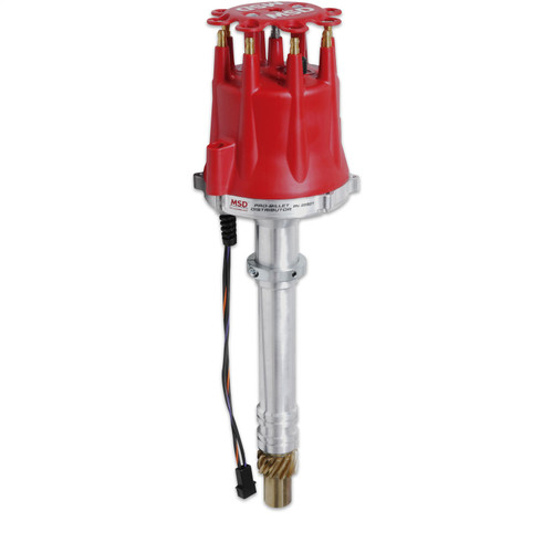 MSD Ignition 85501 Pro-Billet Distributor