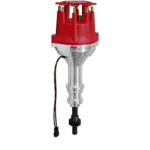 MSD Ignition 8578 Pro-Billet Small Diameter Distributor
